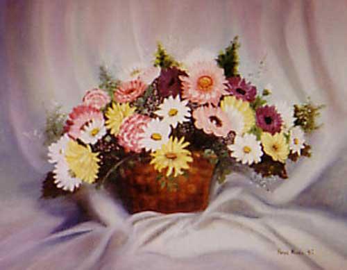 Basket Bouquet