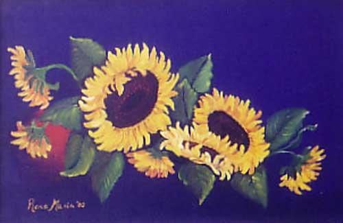 Sunflowers (Girassois)